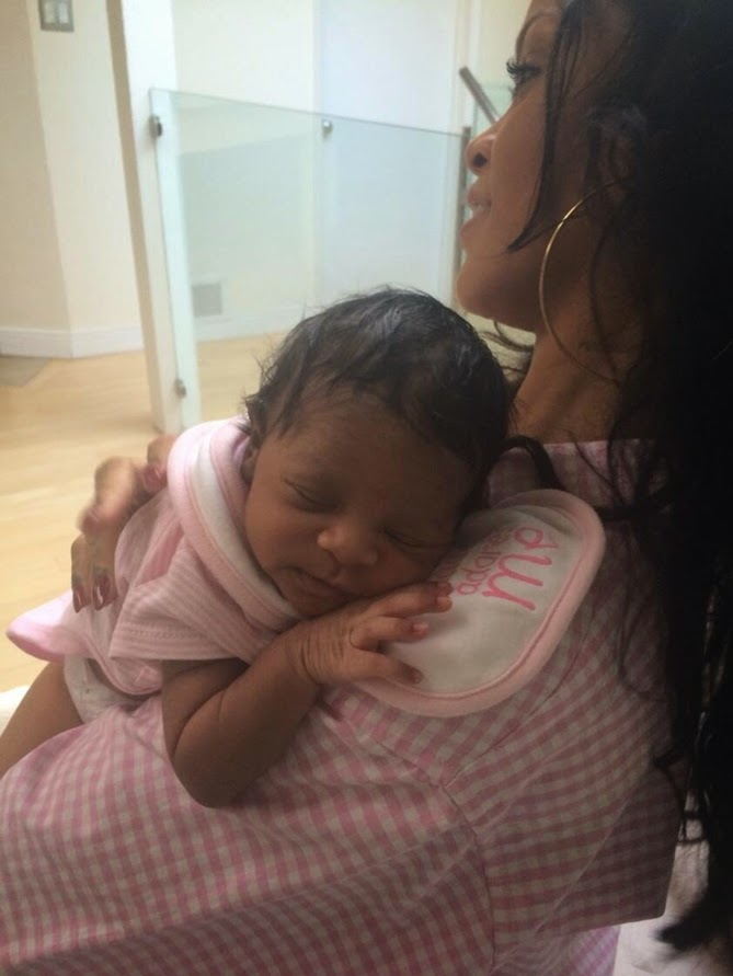 Rihanna is still inlove With This Lovely Baby(Adorable ...