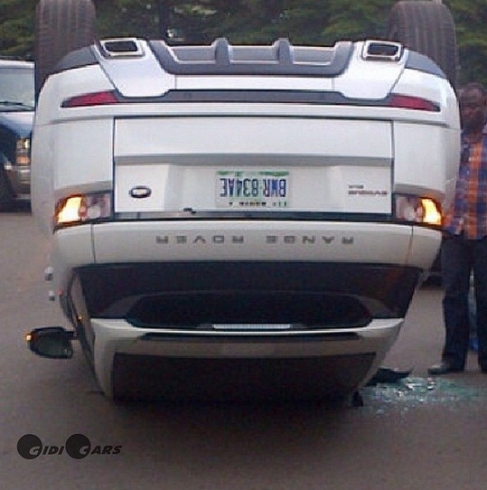 Top 10 Most Expensive Cars In The World Spotted In Nigeria