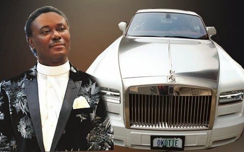 rev Chris-Okotie-Rolls-Royce