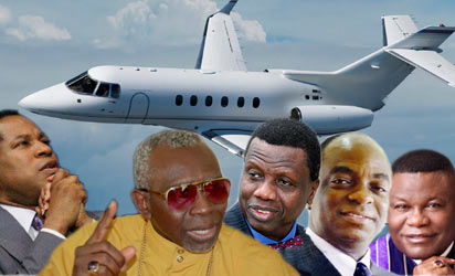 Nigerian pastors make list as list of world top 10 Richest Pastors is released.
