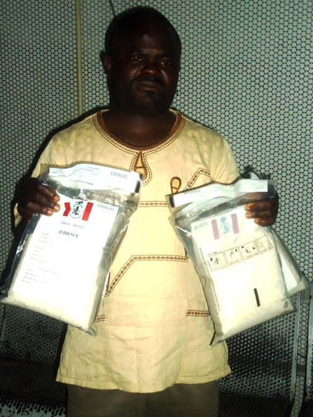 nigerian arrested drug ndlea