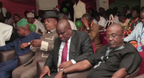 Final 4 of 5 Politicians Who Were Caught Sleeping In Public – PHOTOS!