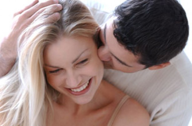 ear - 8 Places She Wants You to Kiss, Besides Her Lips!!