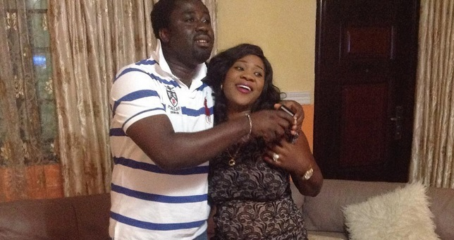 """Why I'm Crazy About My Saintly Husband"" – Mercy Johnson-Okojie"