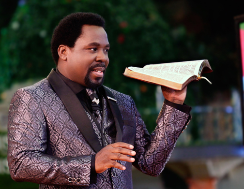 """I Am Relocating To Israel"" – TB Joshua"