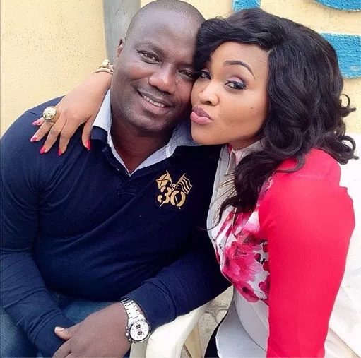 """Mercy Aigbe Has Psychiatric Problem And I Have Papers To Prove This"" – Husband"