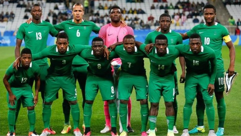 Nigeria U23 team, the Dream Team VI