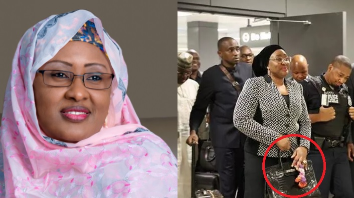 Image result for aisha  buhari expensive