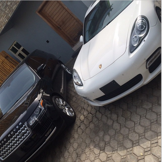 5 Nigerian Footballers Who Own Really Expensive Cars ...