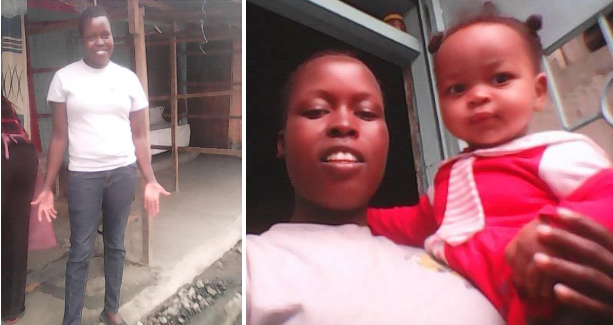 Single Kenyan Mother Threatens To Kill Her Daughter Because No Man Wants To Marry Her (Photos)