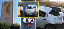 16year Old Russian Boy Miraculously Survives After Falling From 23rd Storey Building All While Trying To Impress A Girl (Photos)