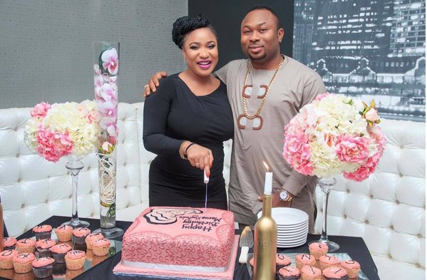 6 Times Tonto Dikehs Husband Surprised Her With Very Expensive Gifts