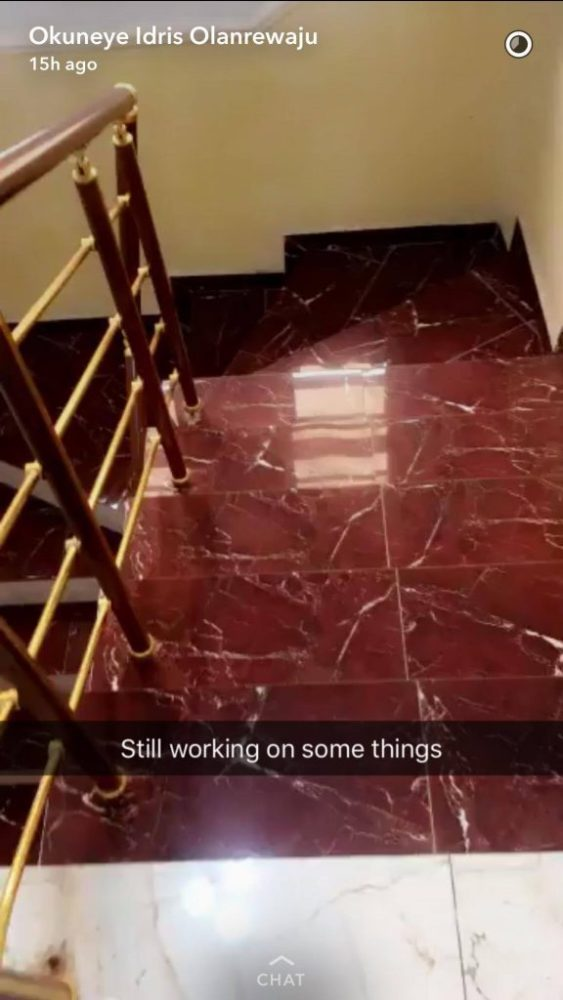 Image result for Bobrisky shows off the 5 bedroom duplex his bae got him (Photos)