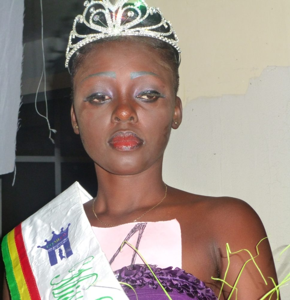 Photos: Meet One Of The Most Beautiful Girls In Congo 18year Old Marianne Kondo