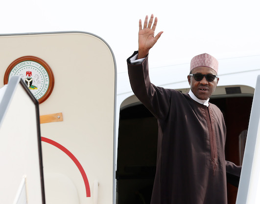 You Left The Nigerian Economy In Tatters, Buhari Reminds Former President Jonathan