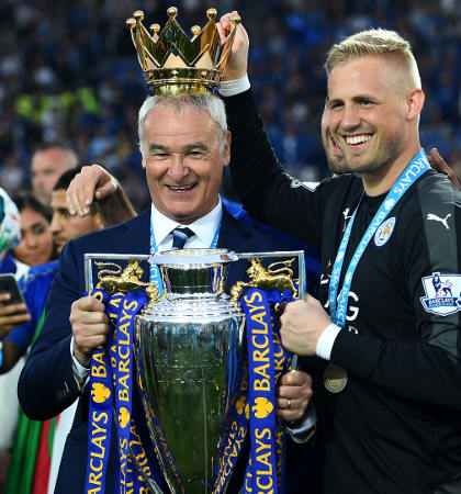 Leicester City Sack Premier League-Winning Coach Claudio Ranieri