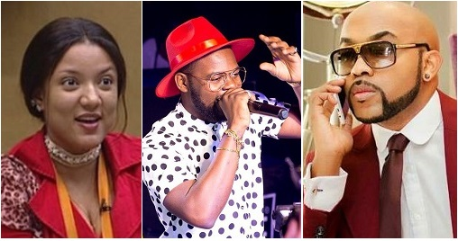 #BBNaija: Gifty Finally Explains Why She Said She Doesn't Know Falz And Banky W
