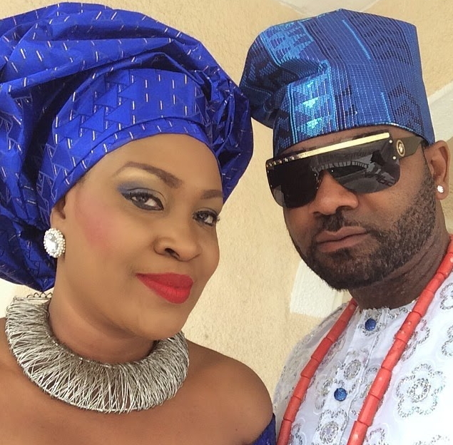 Photos: Muma Gee Files for Divorce from Prince Eke, Over Domestic Violence, Battering, Infidelity, Fetish & Fraudulent Activities (Must See)