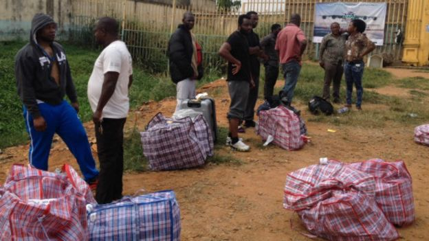 South Africa Deports 97 Nigerians