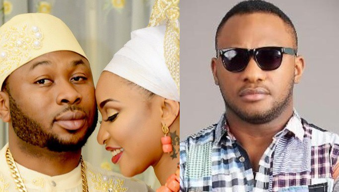 """Your Marriage Inspired Many People"" – Yul Edochie Begs Tonto Dikeh And Husband To Make Peace"