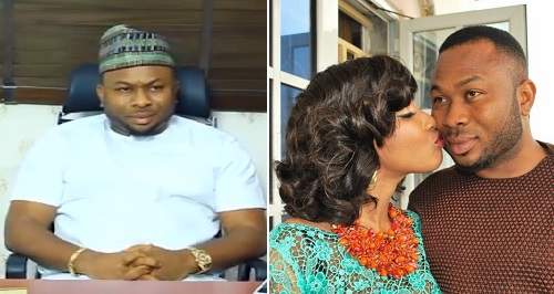 Tonto Dikeh's Husband, Churchill Finally Grants Interview, Shows Evidence Of Damages, Says He Lost N66m Because Of Her