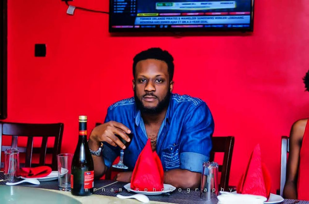 Nigerian Guy From Port Harcourt Comes Out Of The Closet Reveals He Is Gay And Proud