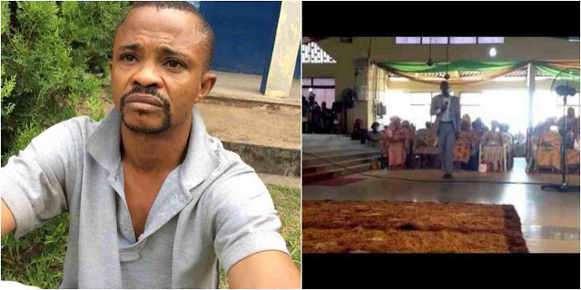 Pastor Arrested While Trying To Bomb His Ex-Church In Edo state