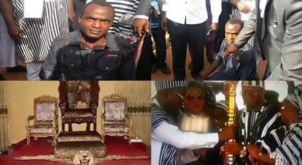 Man Who Sat On Tor Tiv's Throne Before His Coronation, Sentenced To 4 Years In Prison