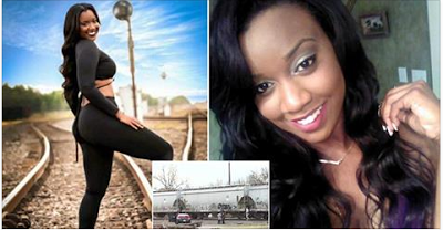 19-Year-Old Model Killed By A Train After Getting Stuck On Tracks During Photo Shoot (Must See)