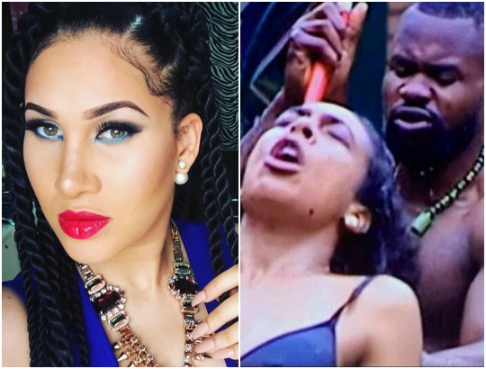 Caroline Danjuma Defends Kemen For Groping TBoss