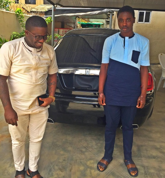 Good Samaritan Completely Transforms The Life Of The Lagos Street Boy Who Called For The Mass Burial Of Nigerian Leaders (Must See)