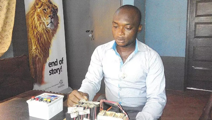 """24 Hours Electricity Guaranteed"" – Nigerian Engineer Invents Device That Can Supply The Entire Africa Uninterrupted Power Supply"