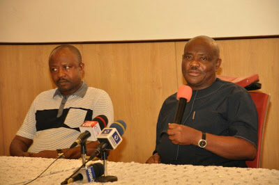 """The $43Million Found In Ikoyi Belongs To Rotimi Amaechi"" – Governor Wike"