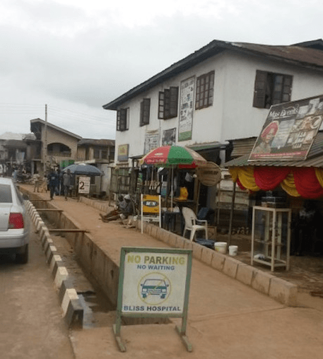 Photos Of Anthony Joshua's Family House In Sagamu, Ogun State