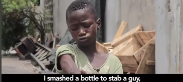 Meet They Youngest Cultist In Nigeria 11year Old Shanawole