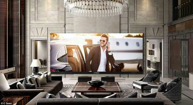 Photos: Most Expensive TV Ever! See The TV That Costs $539,000
