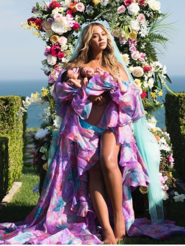 6 Nannies Hired To Care For Beyonce's Twins, At The Cost Of N30million Each