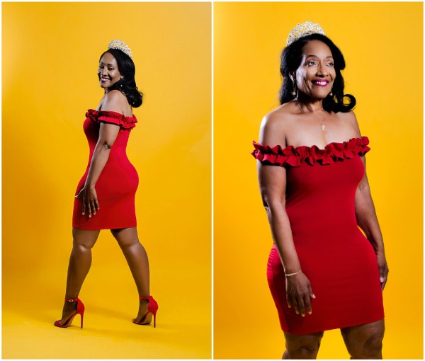 Photos: This 64-year-old Grandma's Birthday Shoot Is Unbelievable