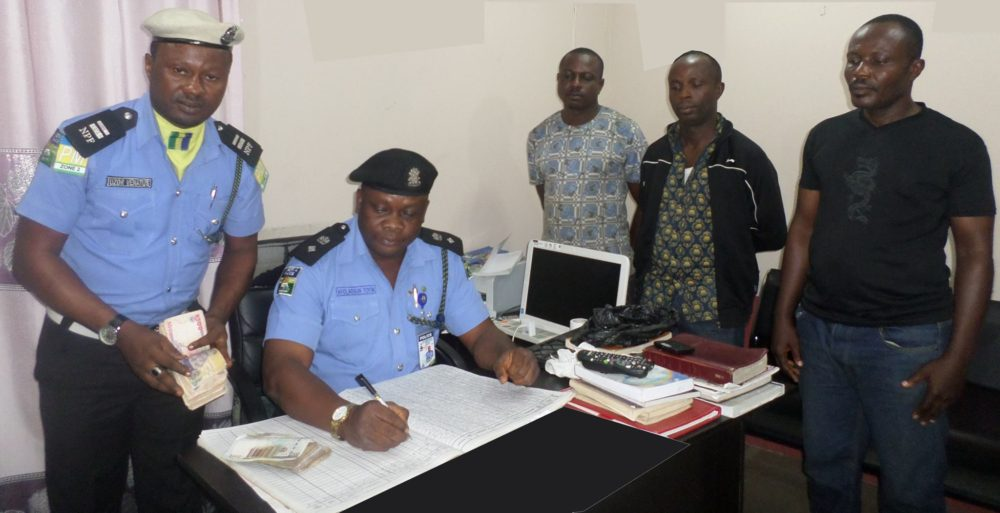 3 Policemen Dismissed For Illegal Arrest And Extortion Of N200k From Young Guys Wrongfully Accused Of Being Yahoo Boys In Lagos