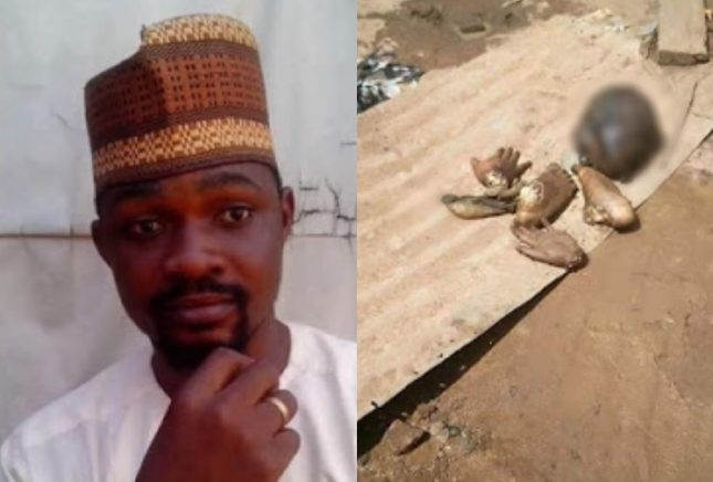 Photos: Islamic Cleric In Kwara State Caught With Human Parts