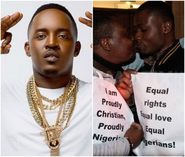 'The Gay Law In Nigeria Is Stupid' – Rapper MI Abaga Fumes