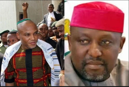 "Biafra: ""I'm Not Deceiving Igbos, Governor Okorocha Has Mental Problem"" – Nnamdi Kanu"