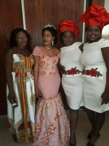 Lady Who Snatched Her Husband From Another Woman Gets…