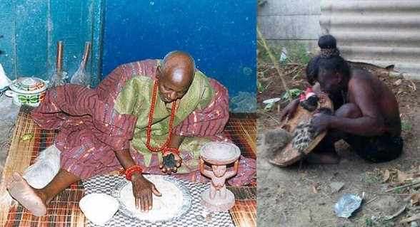 NAPTIP Appoints Witchdoctors As Ambassadors To Fight Human Trafficking In Edo State
