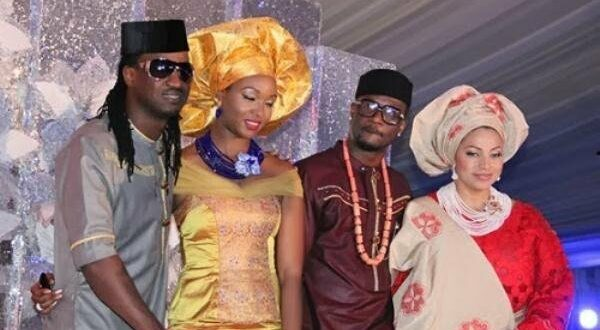 I choose my wife and kids over my brothers – Peter Okoye